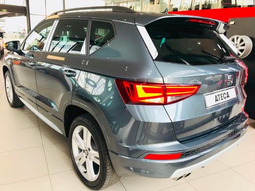 seat ateca fr 1.4 lt 150 hp turbo nuevo 2019