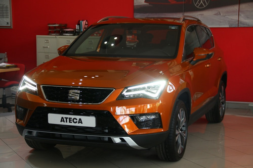 seat ateca xcellence 1.4 turbo automatica 150 hp 2019