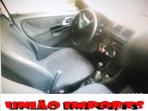 seat cordoba 1.6 sr manual 2001 (para reposição de peças)