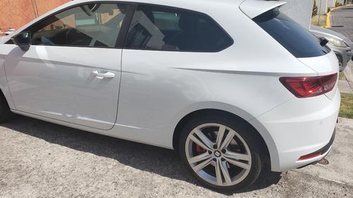 seat cupra 2015, 265 hp