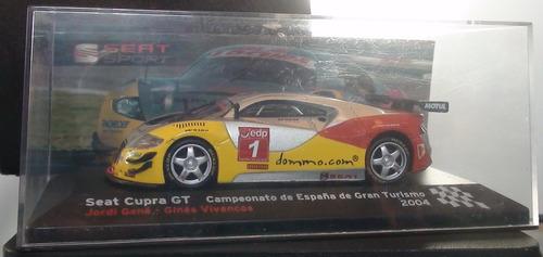 seat cupra gt campeonato gran turismo españa 2004