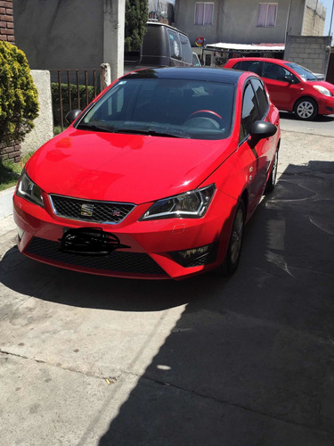 seat ibiza 1.2 fr turbo mt 2013