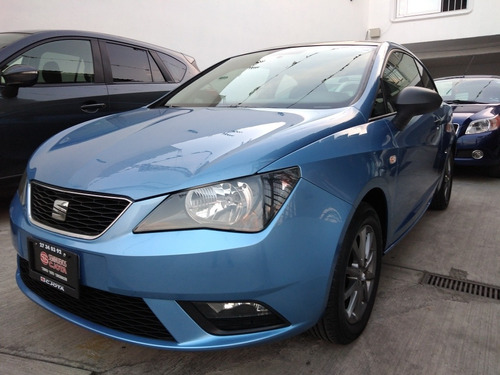 seat ibiza 1.2 i- tech mt coupe 2015