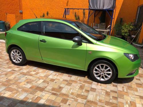 seat ibiza 1.2 turbo style mt coupe 2013