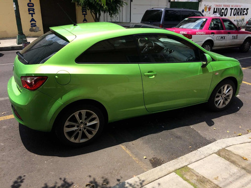 seat ibiza 1.4 fr turbo speed edition mt coupe 2013