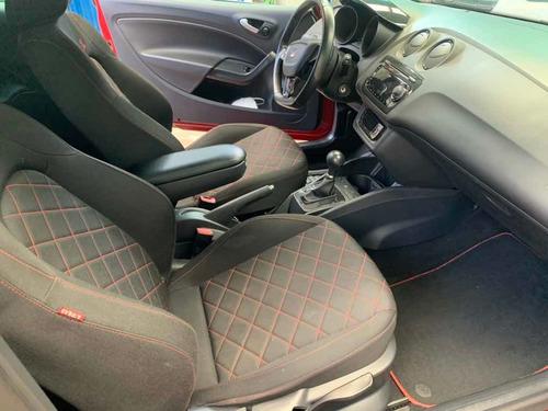 seat ibiza 1.4 turbo bocanegra