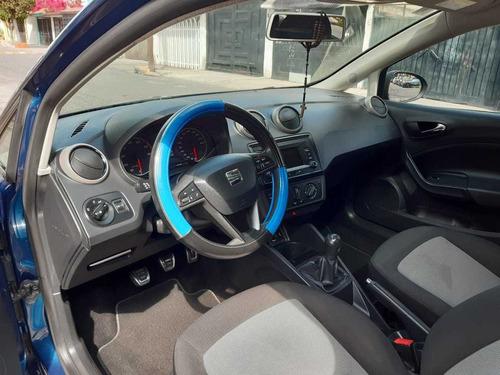 seat ibiza 1.6 blitz mt coupe 2017