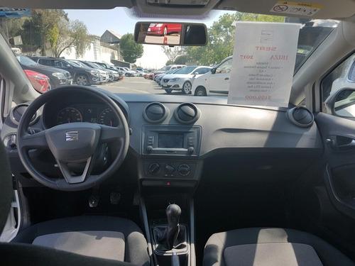 seat ibiza 1.6 connect 5p mt 2017
