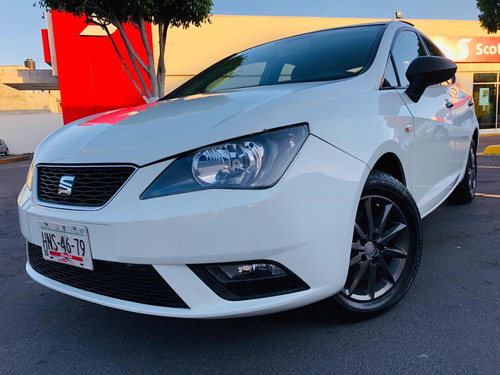 seat ibiza 2.0 i- tech 5p mt 2015 remato autos en puebla