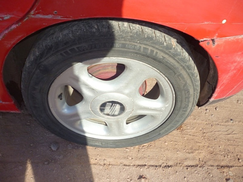seat ibiza 2003 accidentado,motor 1.6,standar, electrico