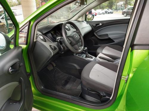 seat ibiza  2014  reference automatico