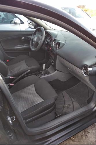 seat ibiza  blitz standar eléctrico aire acondicionad  2008