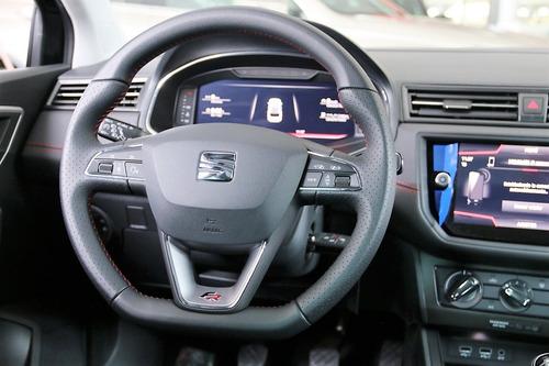 seat ibiza fr 1.0 turbo transmisión manual 115 hp 2019