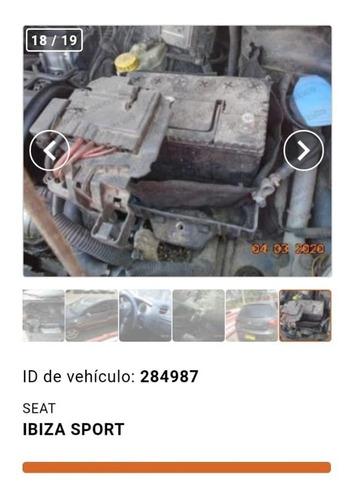 seat ibiza sport 1.6 cc