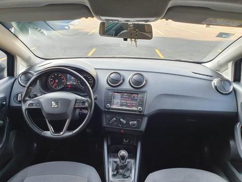seat ibiza style 1.6 110 hp tm5 2016 gris oxford