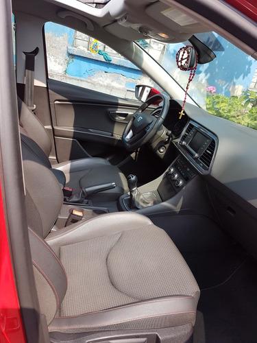 seat leon 1.4 sc fr 140 hp mt 2014