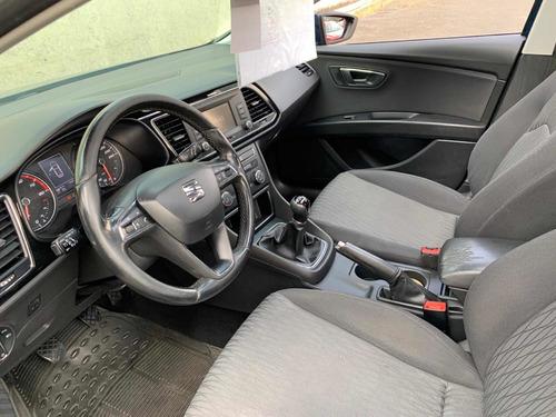 seat leon 1.4 style t 150hp mt 2016
