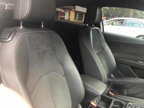 seat leon 2.0 l t at cupra 2018