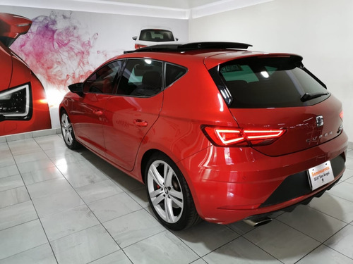 seat leon 2.0 l t cupra at 5p 2018 tablero digital