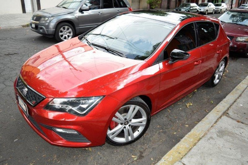 seat leon 2.0 l t cupra at 5p 2018 virtual copkit