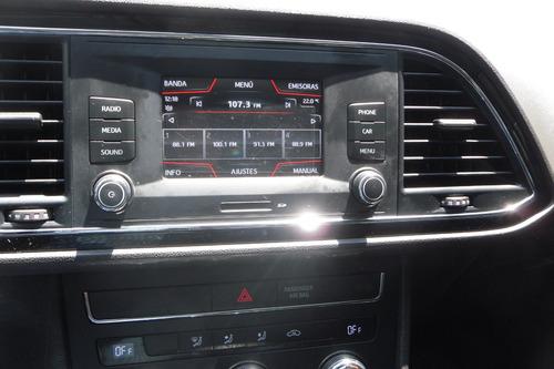 seat leon 2016 style dsg 150 hp nuevo automatico
