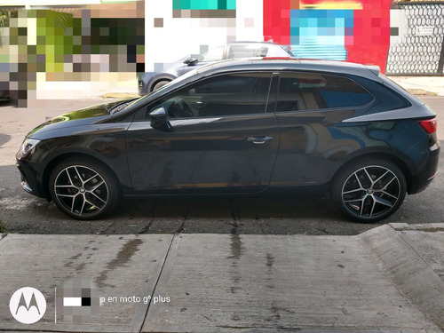 seat león 2018 fr coupé 1.4 turbo