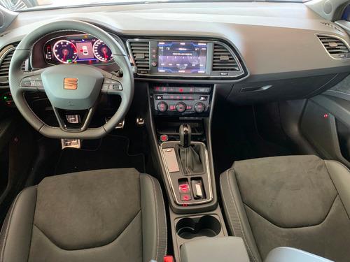 seat leon cupra dsg 290 hp dashboard nuevo 2019
