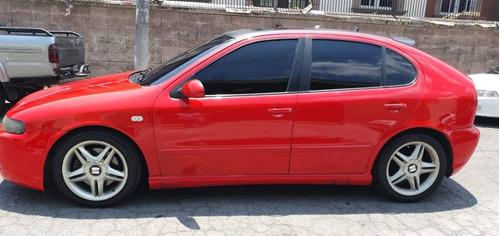seat leon motor 1800 turbo, 60km por galon super economico