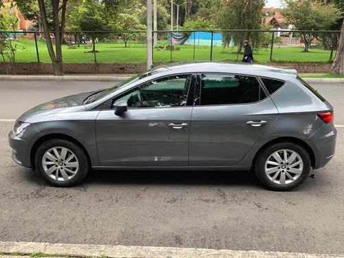 seat leon reference - hatchback - motor 1.600 gris 5 puertas