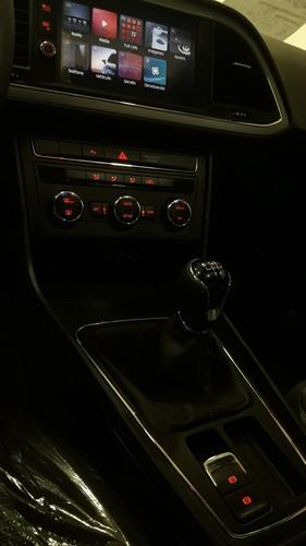 seat leon style plus mt 1.2 turbo. 110 hp