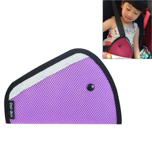 seat padding car safety belt adjuster para children size