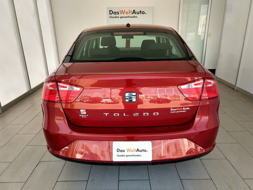 seat toledo 1.6 reference tiptronic at #1018654