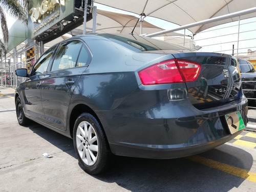 seat toledo 1.6 reference tiptronic at
