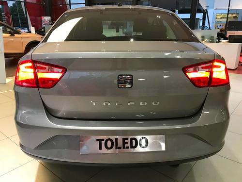 seat toledo style 1.0 turbo 110 hp std nuevo