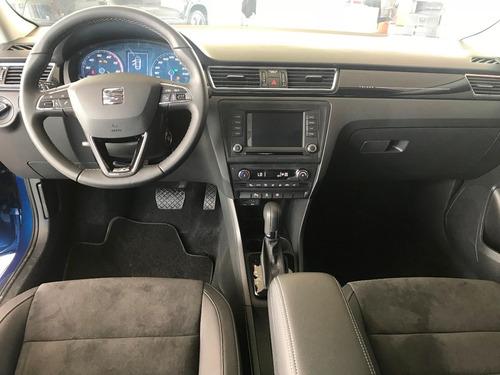 seat toledo xcellence 1.4 lt dsg turbo nuevo 2018