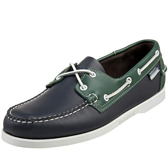 a4ca9d38f54 Sebago Spinnaker Docksides Zapatos Náuticos Para Hombre. - Bs ...