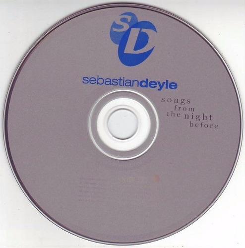 sebastian deyle - songs from the night before cd imp pop