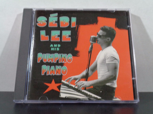 sébi lee and his pumping piano - cd imp av8