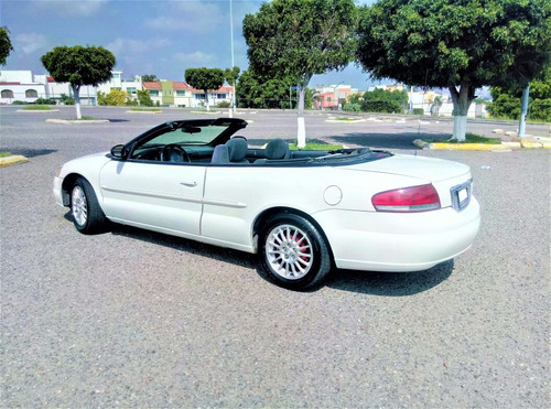 sebring convertible 2004