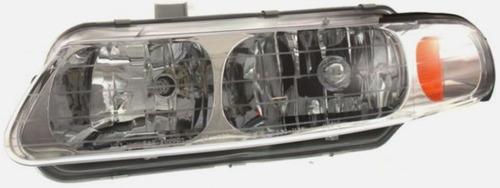 sebring coupe 2 puertas 1995 - 1996 faro izquierdo nuevo!!!