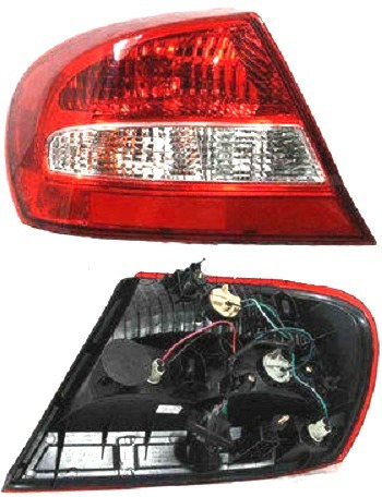 sebring coupe 2 puertas 2001 - 2006 calavera izquierda