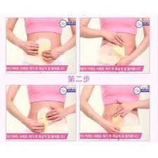 seca barriga wonder patch up body emagrecedor kit 60 peças