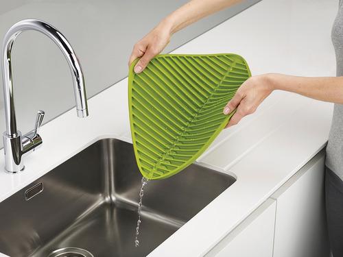 seca platos cocina