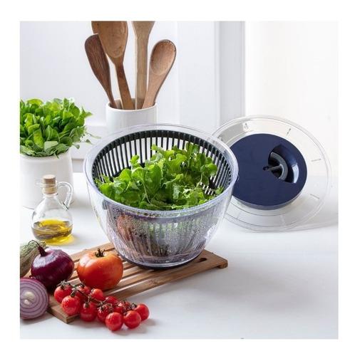 seca salada semi-automático pratic chef paramount