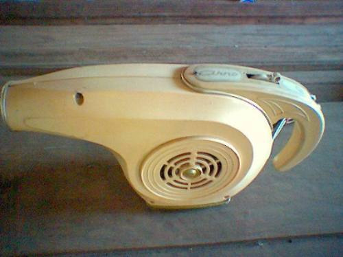 secador arno antigo