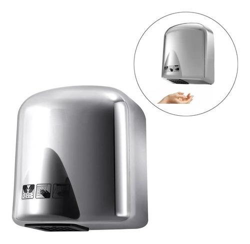 secador automático manos institucional acero (110 v)
