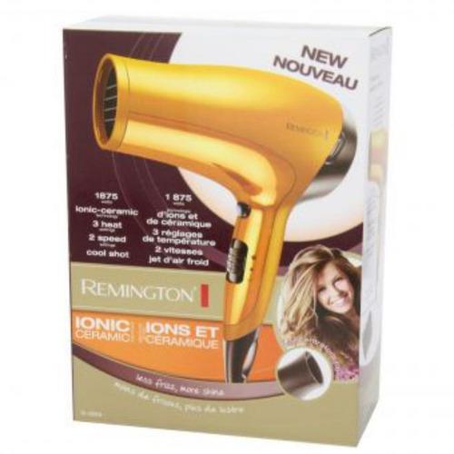 secador cabello remington cabello