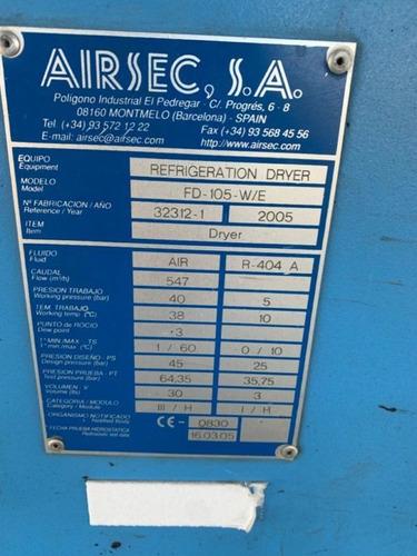 secador de aire