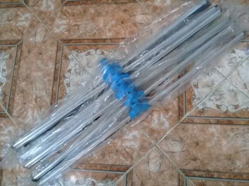 secador de aluminio de 1 metro con cabo.$