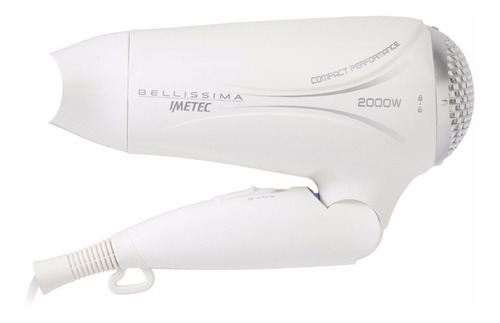 secador de cabello bellissima c16 2000 plegable 2000w
